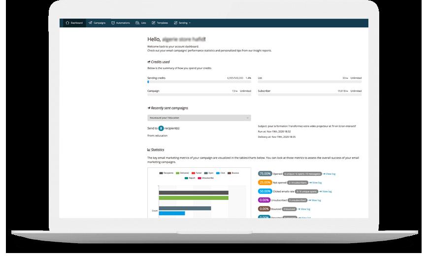 interface getsendmail